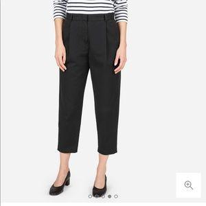 Everlane slouchy chino pants